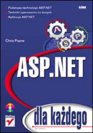 Okładka książki/ebooka ASP.NET dla każdego
