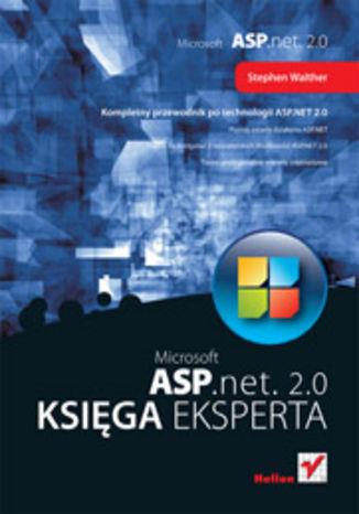 Okładka książki/ebooka ASP.NET 2.0. Księga eksperta