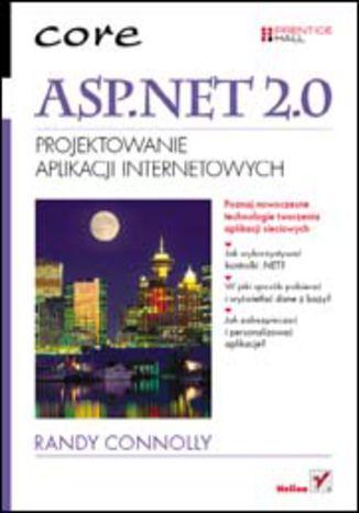 Okładka książki/ebooka ASP.NET 2.0. Projektowanie aplikacji internetowych