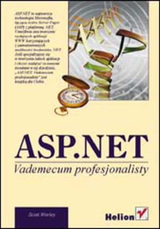ASP.NET. Vademecum profesjonalisty