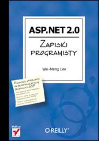 Okładka książki/ebooka ASP.NET 2.0. Zapiski programisty