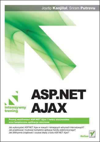 Okładka książki/ebooka ASP.NET Ajax. Intensywny trening