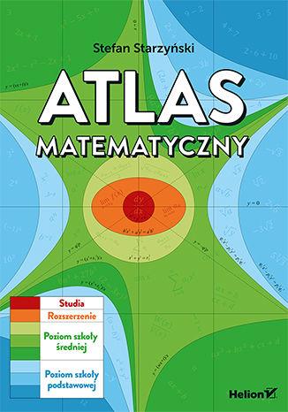 Okładka książki Atlas matematyczny