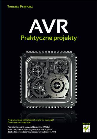 Okładka książki AVR. Praktyczne projekty
