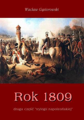 Okładka książki/ebooka Rok 1809