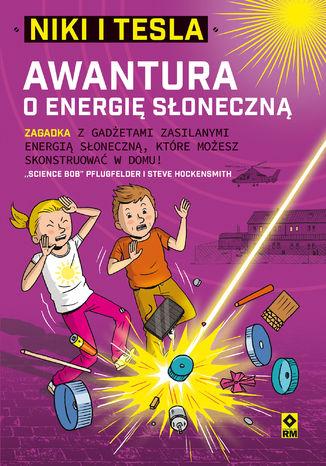 Okładka książki/ebooka Niki iTesla. Awantura o energię słoneczną