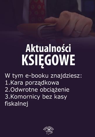 Okładka książki/ebooka Aktualności księgowe, wydanie październik 2015 r