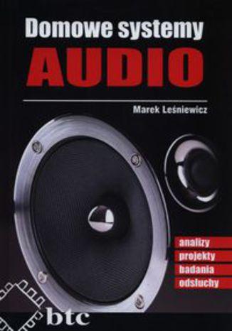 Okładka książki/ebooka Domowe systemy audio
