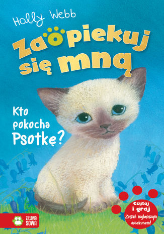 Okładka książki/ebooka Kto pokocha Psotkę?