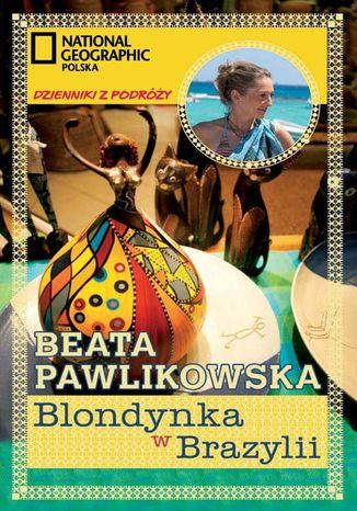 Okładka książki/ebooka Blondynka w Brazylii