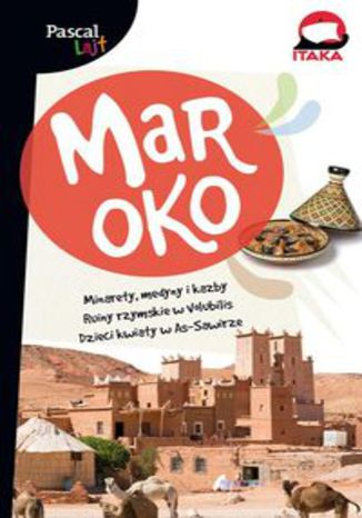 Okładka książki/ebooka Maroko Pascal Lajt
