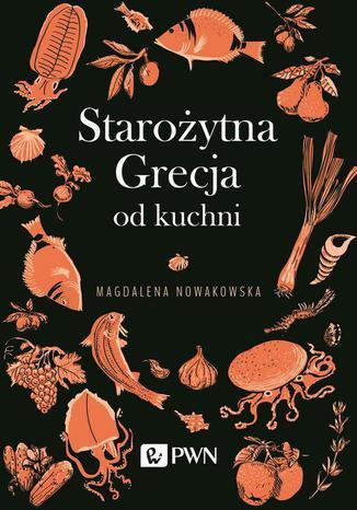 Okładka książki/ebooka Starożytna Grecja od kuchni