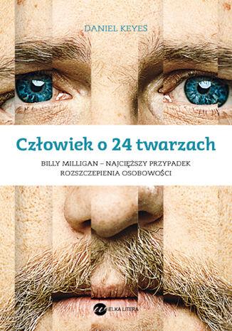 Okładka książki/ebooka Człowiek o 24 twarzach