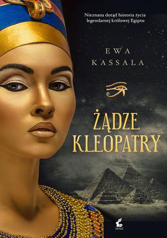 Okładka książki/ebooka Żądze Kleopatry