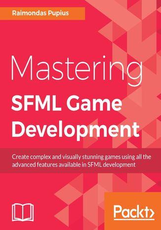 Okładka książki/ebooka Mastering SFML Game Development