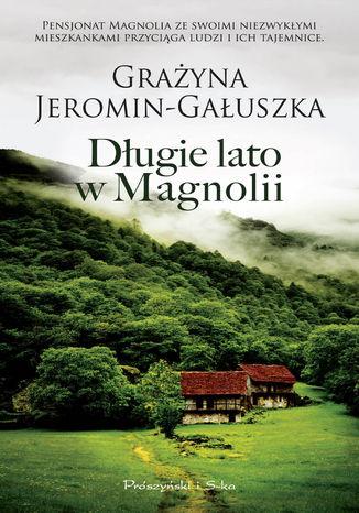 Okładka książki/ebooka Długie lato w Magnolii