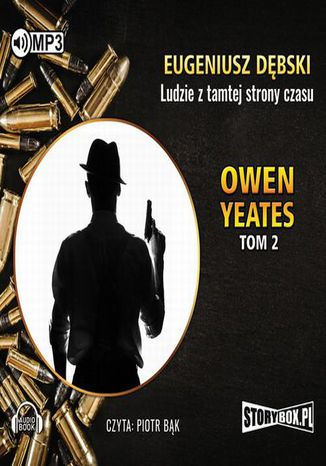 Okładka książki/ebooka Owen Yeates tom 2 Ludzie z tamtej strony czasu