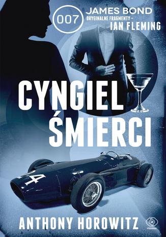 Okładka książki/ebooka Cyngiel śmierci