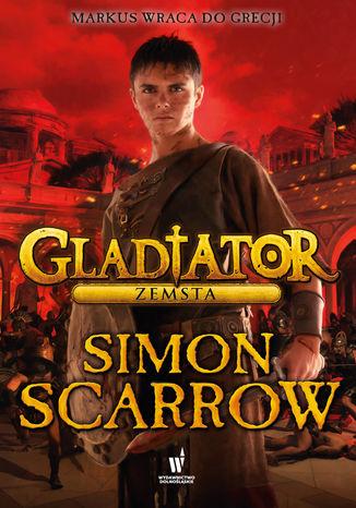 Okładka książki/ebooka Gladiator (Tom 4). Gladiator. Zemsta