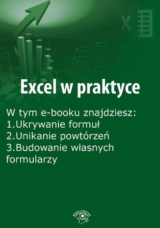 Okładka książki/ebooka Excel w praktyce, wydanie maj 2015 r