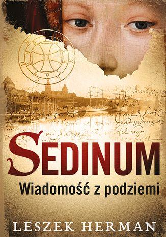 Okładka książki/ebooka Sedinum. Wiadomość z podziemi