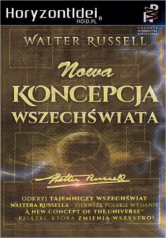 Okładka książki/ebooka Nowa Koncepcja Wszechświata