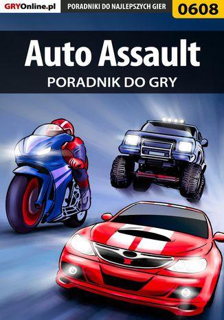Okładka książki/ebooka Auto Assault - poradnik do gry