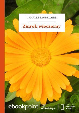 Okładka książki/ebooka Zmrok wieczorny