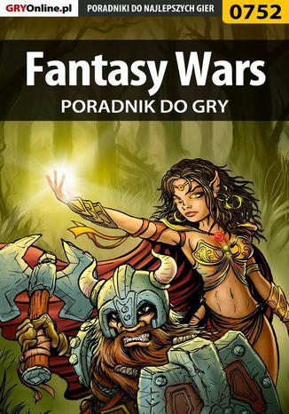 Okładka książki/ebooka Fantasy Wars - poradnik do gry