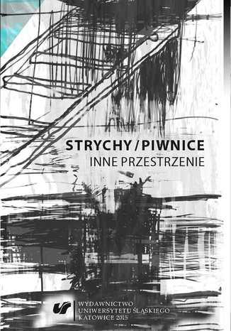 Okładka książki/ebooka Strychy/piwnice. Inne przestrzenie