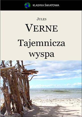 Okładka książki/ebooka Tajemnicza wyspa