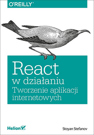 Okładka książki/ebooka React w działaniu. Tworzenie aplikacji internetowych
