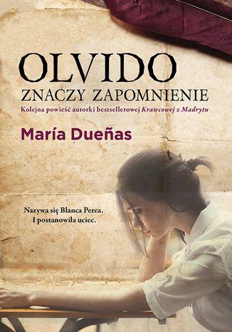 Okładka książki/ebooka Olvido znaczy zapomnienie