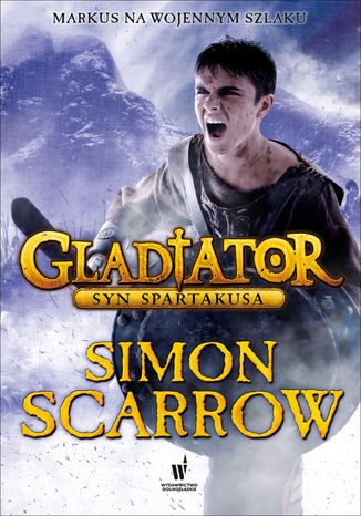 Okładka książki/ebooka Gladiator (Tom 3). Gladiator. Syn Spartakusa