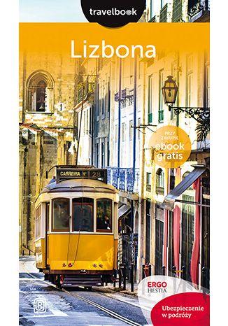 Okładka książki/ebooka Lizbona. Travelbook. Wydanie 1