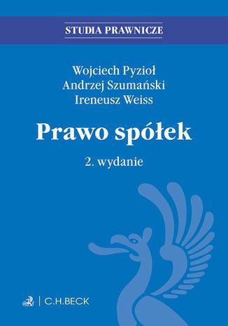 Okładka książki/ebooka Prawo spółek. Wydanie 2
