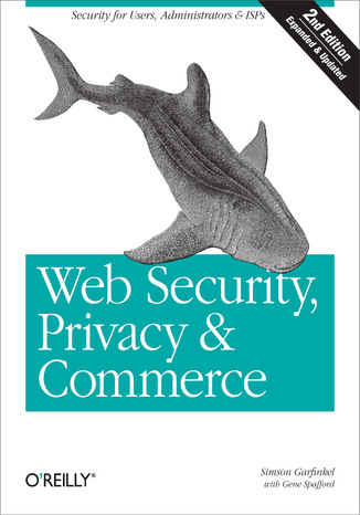 Okładka książki/ebooka Web Security, Privacy & Commerce. 2nd Edition