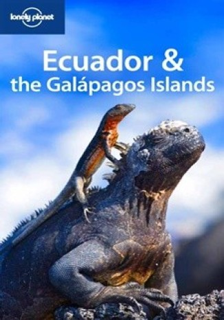 Okładka książki/ebooka Ecuador & Galapagos Islands Lonely Planet