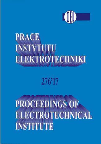 Okładka książki/ebooka Prace Instytutu Elektrotechniki, zeszyt 276