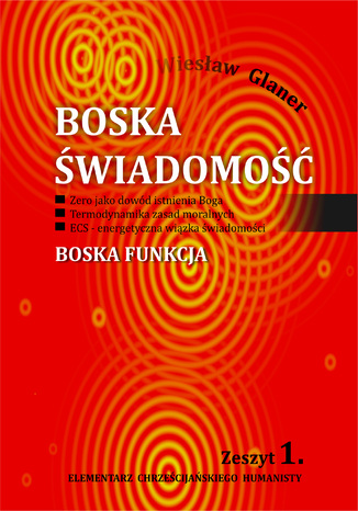 Okładka książki/ebooka Boska świadomość