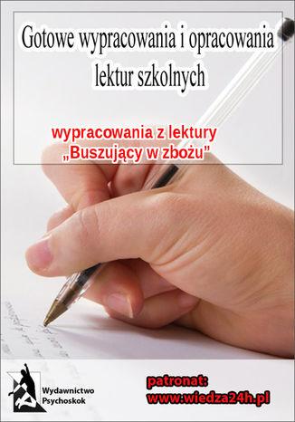 Okładka książki/ebooka Wypracowania - J. D. Salinger