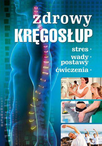 Okładka książki/ebooka Zdrowy kręgosłup