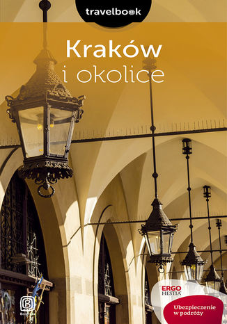 Okładka książki/ebooka Kraków i okolice. Travelbook. Wydanie 2