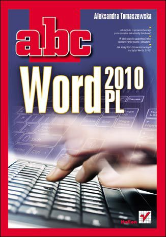 Okładka książki/ebooka ABC Word 2010 PL