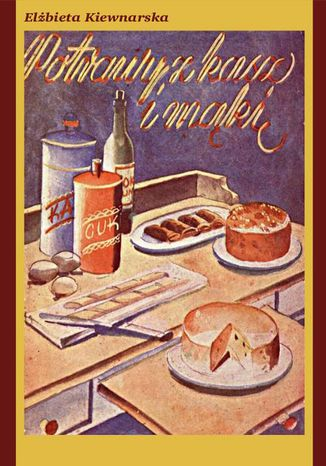 Okładka książki/ebooka Potrawy z kasz i mąki