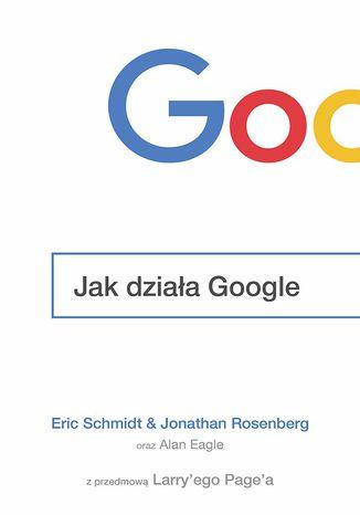 Okładka książki/ebooka Jak działa Google