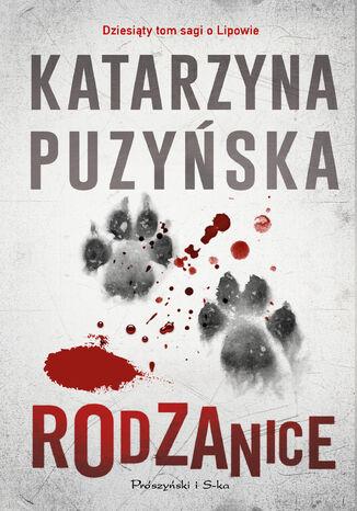 Okładka książki/ebooka Saga o policjantach z Lipowa. Rodzanice