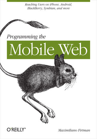 Okładka książki/ebooka Programming the Mobile Web
