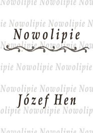 Okładka książki/ebooka Nowolipie