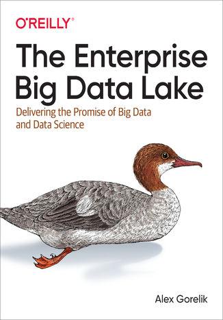 Okładka książki/ebooka The Enterprise Big Data Lake. Delivering the Promise of Big Data and Data Science